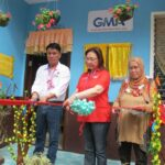GMA Kapuso Foundation turns over 60 houses to Sendong victims in Iligan
