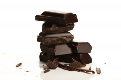 Gut bacteria get to work on dark chocolate producing anti-inflammatory compounds. ©Rob Stark /shutterstock.com