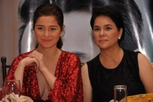 Andi Eigenmann and Jacklyn Jose (MNS Photo)