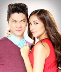 Vhong Navarro and Solenn Heussaff (MNS photo)