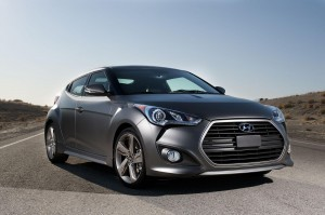 2014 Hyundai Veloster Turbo Gets Torque Vectoring Control