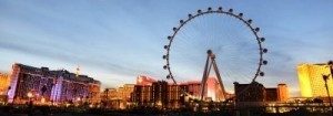 Las Vegas High Roller ©Newsmarket.com/Las Vegas News Bureau