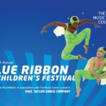 18,000 Students to Kick Up Heels in Simultaneous Participatory Dance Performance on The Music Center Plaza at 44th Annual Blue Ribbon Children's Festival