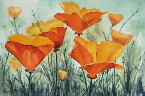 Reyes Lynda AN-California Poppies