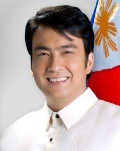 "Senator Ramon ""Bong"" Revilla Jr."