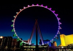 Las Vegas High Roller ©PRNewsFoto/Caesars Entertainment, Denise Truscello