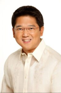 Mayor Herbert Bautista (photo courtesy of www.iloveqc.com)