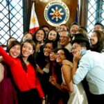 Aquino swears in ambassadors, new government officials