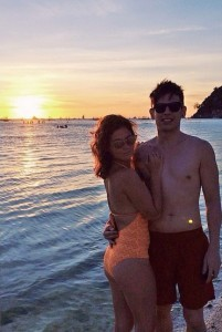 Andi Eigenmann and Jake Ejercito (MNS photo)