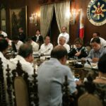 Aquino stresses need to do more to reduce climate change risks