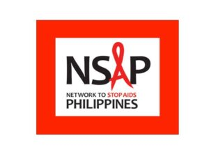 Network to Stop AIDS-Philippines (NSAP) courtesy of NSAP Facebook page