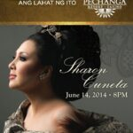 Inihahatid ng Pechanga Resort & Casino: 'Mega Star' Sharon Cuneta Live sa June 14
