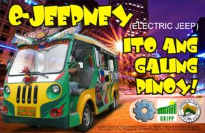 City Optimized Managed Electric Transport (COMET) e-jeepneys