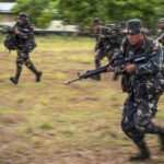 US, PHL troops stage war games