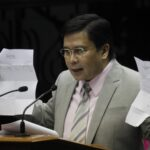 Jinggoy Estrada says Guingona is only after 'cheap publicity'
