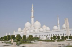 Sheikh Zayed Grand Mosque Center, Abu Dhabi, UAE ©TripAdvisor