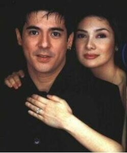 Aga Muhlach and Charlene Gonzales (MNS Photo)