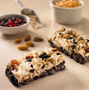 Blueberry & Pomegranate Power Bars