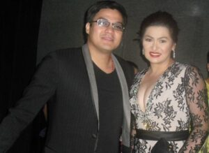 Jomari Yllana and Aiko Melendez (MNS Photo)