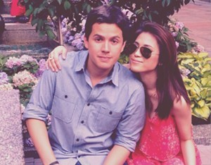 Paul Soriano and Toni Gonzaga (MNS photo)