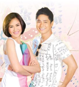 Sarah Geronimo and Coco Martin (MNS Photo)