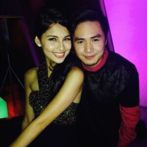 Jasmine Curtis-Smith and Sam Concepcion (MNS Photo)