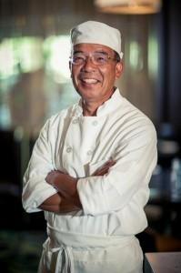 Chef Kazuhisa 'Kaz' Miyano