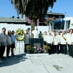 Knights of Rizal Observes the 153rd Birth Anniversary of Dr. Jose Rizal at Historic Filipino Town, LA.