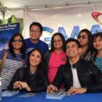 Tom Rodriguez, Heart Evangelista bring smiles to fans in New York