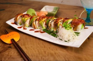 Umi - Caterpillar Roll