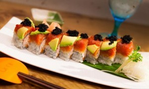 Umi - Red Dragon Roll