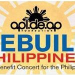 Apl.de.Ap Foundation's 'Rebuild Philippines' concert a smashing success