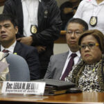 Accused in Navarro's mauling can't leave PHL – De Lima
