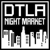 (DTLA Night Market logo)