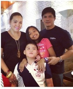 Claudine Barretto and Raymart Santiago (MNS Photo)