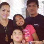 Claudine has positive message for Raymart