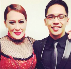 Ai Ai delas Alas and Sancho (MNS photo)