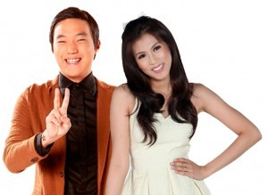 Ryan Bang and Alex Gonzaga (MNS Photo)