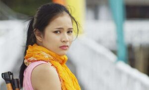 Louise delos Reyes (MNS Photo)