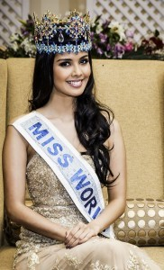 Megan Young (MNS Photo)