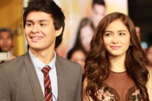 Matteo Guidicelli and Maja Salvador (MNS Photo)