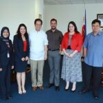 US Dept. of Labor officials meet with ConGen Herrera-Lim