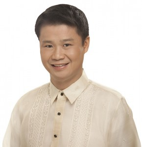 Sherwin T. Gatchalian - Member of the Philippine House of Representatives from Valenzuela City's First District (photo courtesy of http://en.wikipedia.org/)