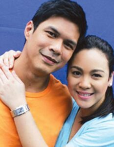 Raymart Santiago and Claudine Barretto (MNS photo)