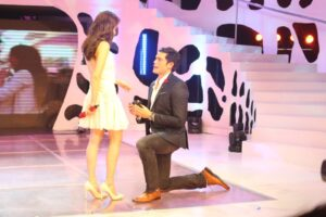 Marian Rivera and Dingdong Dantes (MNS Photo)