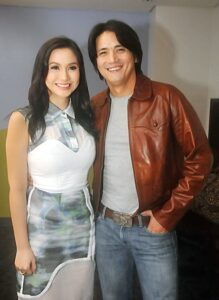 Mariel Rodriguez and Robin Padilla (MNS Photo)