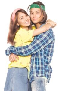 Kathryn Bernardo and  Daniel Padilla (MNS Photo)