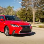 Lexus CT 200h named Favorite Hybrid by Northwest Automotive Press Association