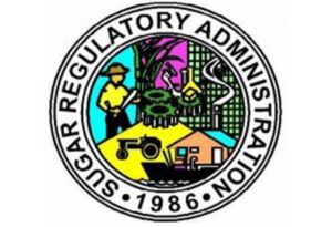 (Sugar Regulatory Administration logo)