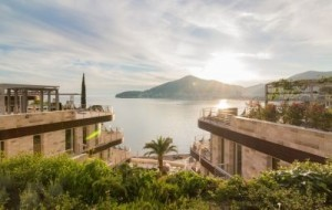 All of the apartments in the Dukley complex offer stunning views over the Adriatic. ©Dukley